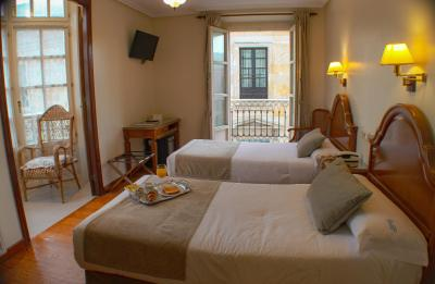 Hotel Asturias - Laterooms
