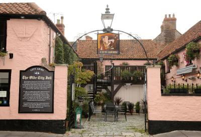 The City Arms - Laterooms