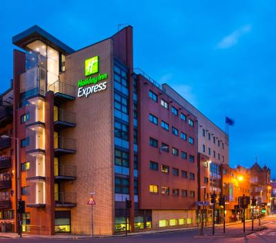 Holiday Inn Express GLASGOW - CITY CTR RIVERSIDE - Laterooms