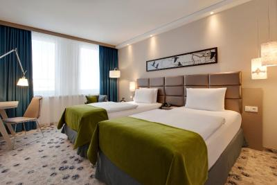 Holiday Inn BERLIN - CITY EAST SIDE - Laterooms