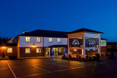 Holiday Inn Express CANTERBURY - Laterooms