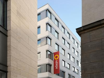 Aparthotel Adagio Berlin Kurfürstendamm - Laterooms