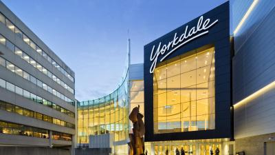 Holiday Inn Toronto-Yorkdale - Laterooms