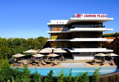 Crowne Plaza MONTPELLIER - CORUM - Laterooms