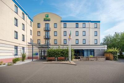 Holiday Inn Express DORTMUND - Laterooms