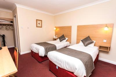 The Borough Arms Hotel - Laterooms