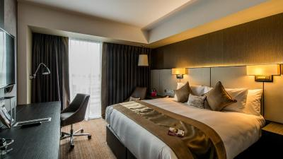 Crowne Plaza ABERDEEN AIRPORT - Laterooms