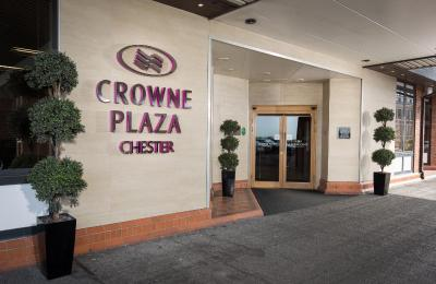 Crowne Plaza CHESTER - Laterooms