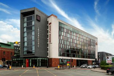 Crowne Plaza MANCHESTER CITY CENTRE - Laterooms
