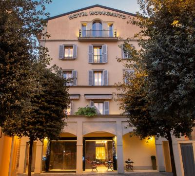 Art Hotel Novecento - Laterooms