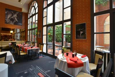 Crowne Plaza TOULOUSE - Laterooms