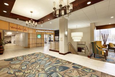 Crowne Plaza Washington Natl Airport - Laterooms