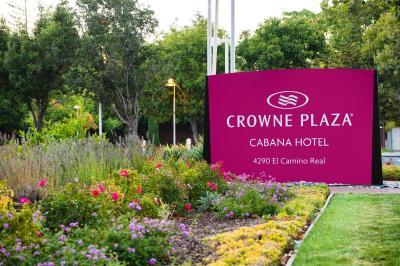 Crowne Plaza Palo Alto - Laterooms
