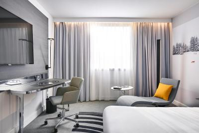 Novotel London Waterloo - Laterooms