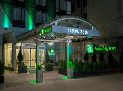 Holiday Inn MANHATTAN 6TH AVE - CHELSEA - Laterooms