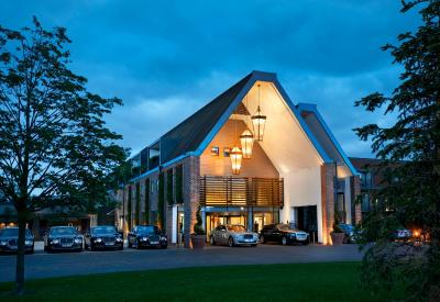 Hilton London Syon Park - Laterooms