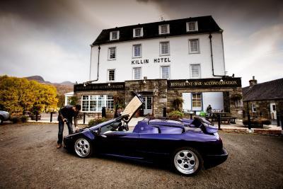 Killin Hotel - Laterooms