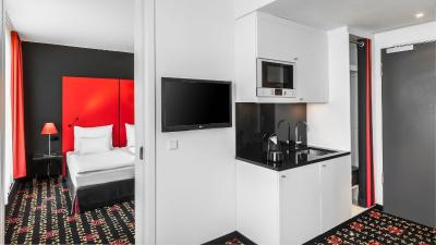 Angelo Hotel Munich Westpark - Laterooms