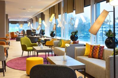 Holiday Inn AMSTERDAM - Laterooms