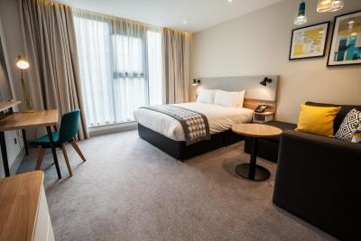 Holiday Inn BIRMINGHAM CITY CENTRE - Laterooms