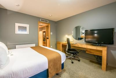 Holiday Inn CAMBRIDGE - Laterooms