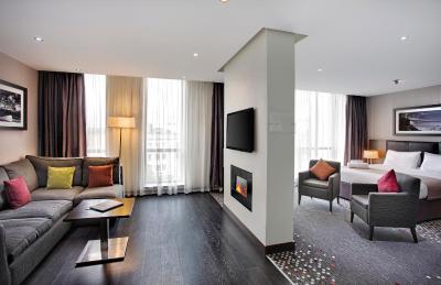 Holiday Inn BRISTOL CITY CENTRE - Laterooms