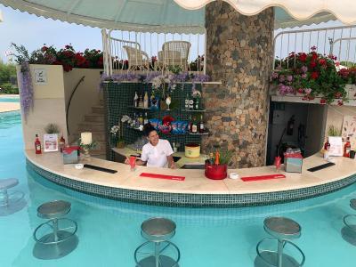 Hotel Baia di Nora - Laterooms