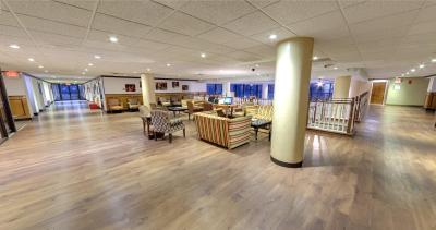 Holiday Inn Select CLINTON - Laterooms