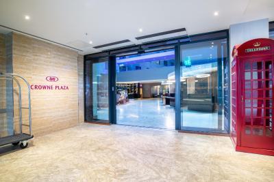 Crowne Plaza LONDON - HEATHROW - Laterooms