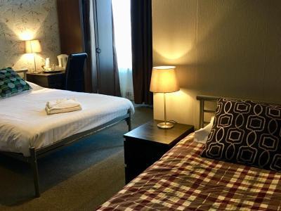 Northumberland Hotel - Laterooms