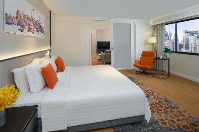 Phachara Suites Sukhumvit - Laterooms