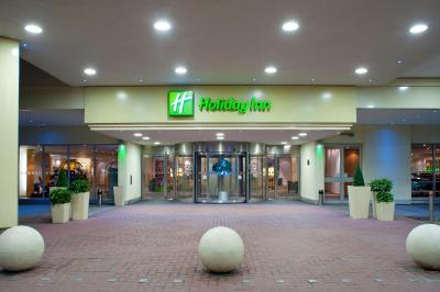 Holiday Inn LONDON - HEATHROW M4,JCT.4 - Laterooms