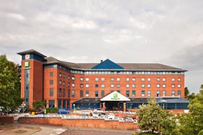 Holiday Inn LONDON - SUTTON - Laterooms