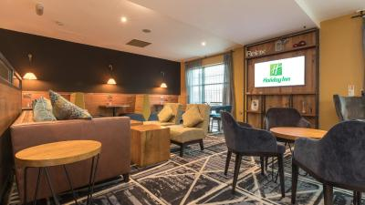 Holiday Inn MANCHESTER - CENTRAL PARK - Laterooms