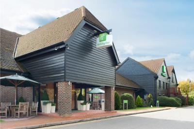 Holiday Inn MAIDSTONE - SEVENOAKS - Laterooms