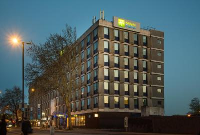 Holiday Inn Express BRISTOL CITY CENTRE - Laterooms