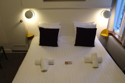 Hotel Atlas Vondelpark - Laterooms