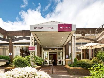 Mercure Norwich Hotel - Laterooms