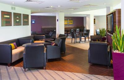 Holiday Inn Express STIRLING - Laterooms