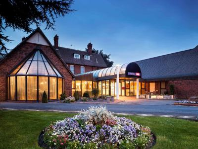 Mercure Hull Grange Park Hotel - Laterooms