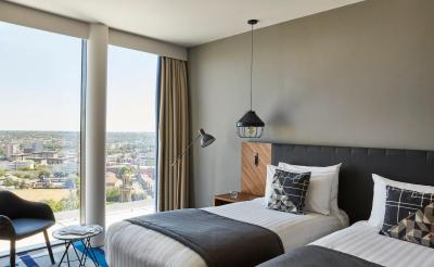 Comfort Zone Parkside apartment hotel Birmingham - Laterooms