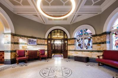 Durham Marriott - Laterooms