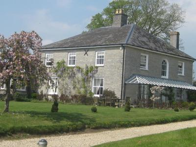 Cary Fitzpaine House - Laterooms