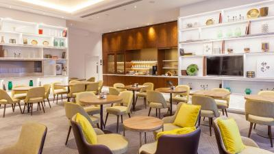 Crowne Plaza London - Kings Cross - Laterooms