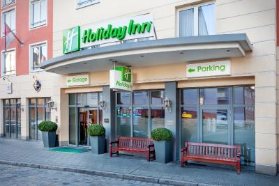 Holiday Inn NÜRNBERG CITY CENTRE - Laterooms
