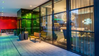 Angelo Hotel Munich Westpark - Laterooms