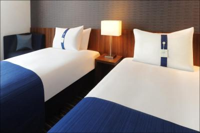 Holiday Inn Express BIRMINGHAM - SNOW HILL - Laterooms