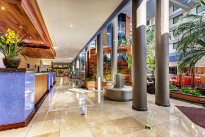 Crowne Plaza Foster City-San Mateo - Laterooms
