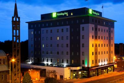Holiday Inn STEVENAGE - Laterooms