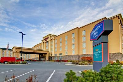Hampton Inn Sudbury, Ontario - Laterooms